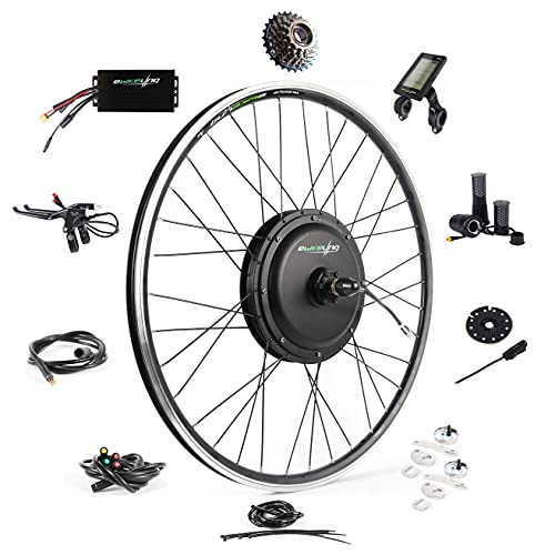 EBIKELING Direct Drive Front Or Rear Electric Bicycle Conversion Kit