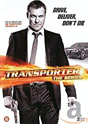 Transporter TV series DVD from amazon