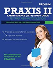 Praxis II Earth Science (5571) Study Guide: Test Prep and Practice Questions
