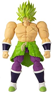 Boneco Articulado Dragonballsuper Broly Verde- Fundivirta-se