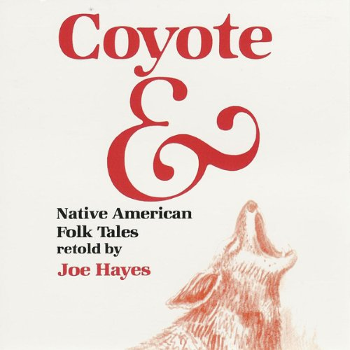 Coyote & audiobook cover art