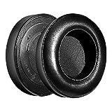 GREEN&RARE Almohadillas de repuesto para auriculares Razer Kraken Pro V2 de espuma viscoelástica para videojuegos con almohadillas ovaladas, auriculares externos portátiles