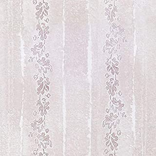Wallpaper Pink Flower Contact Paper Flesh Peel and Stick Wallpaper Removable Wall Paper Wall Covering Embossed Self Adhesive Wallpaper Flowers Shelf Liner Drawer Liner Vinyl Decal Roll17.7''x78.7''