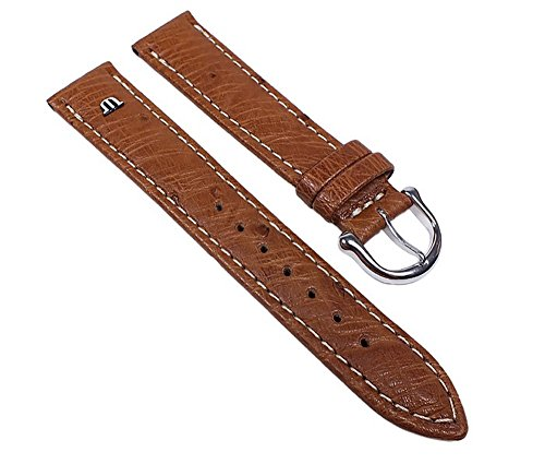 Maurice Lacroix ML-22625-15S - Correa para reloj, color marrón