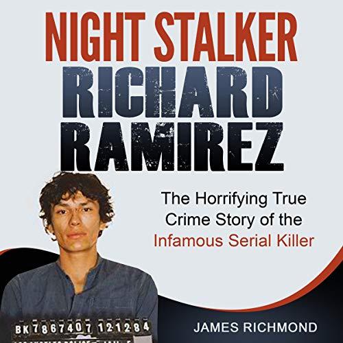 Night Stalker Richard Ramirez cover art