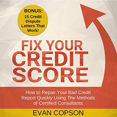 Fix Your Credit Score Titelbild