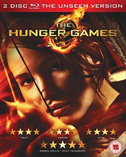 The Hunger Games: 2 Disc [Blu-Ray] [Edizione: Regno Unito]
