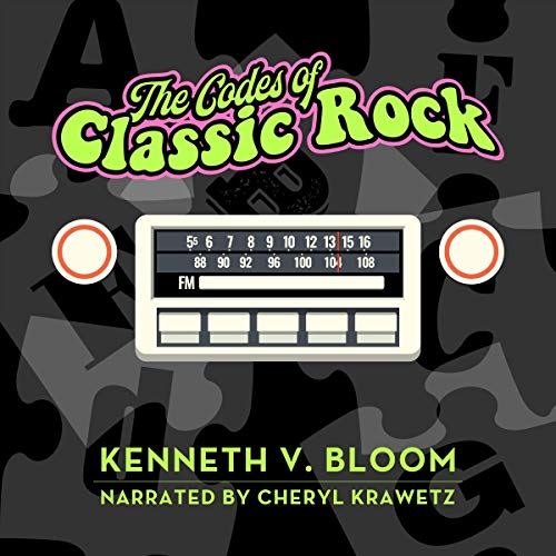 The Codes of Classic Rock audiobook cover art