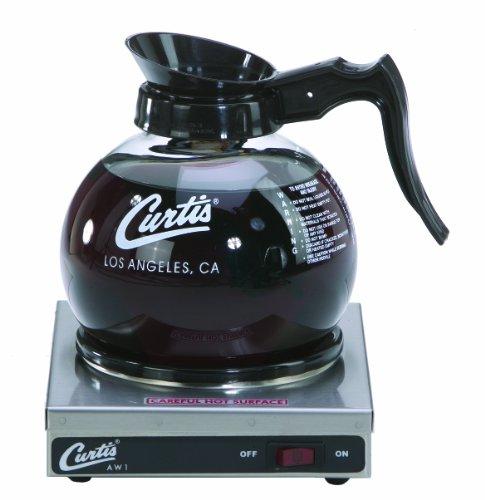 small coffee warmer carafe - 4