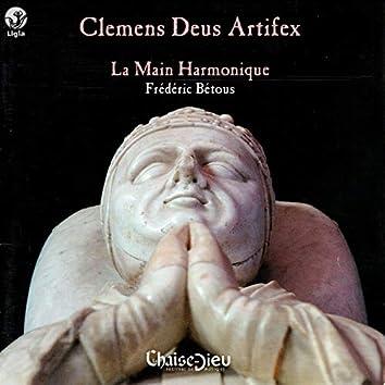 Clemens Deus Artifex (Office Polyphonique en présence de Clément VI)