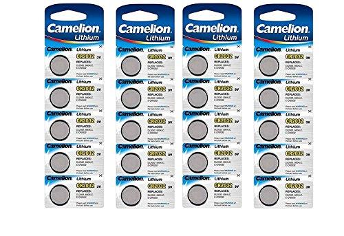 Camelion Lithium-Knopfzelle, 3V