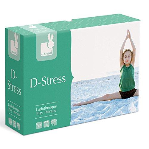 Janod - J02892 - Jeu Éducatif et Scientifique - Ludothérapie - D-Stress