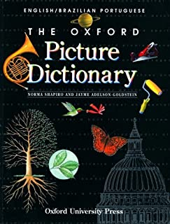 The Oxford Picture Dictionary: English-Brazilian Portuguese Edition