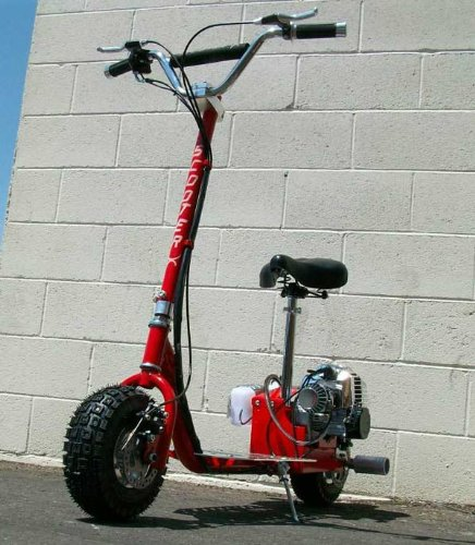 49cc gas powered scooter - 9