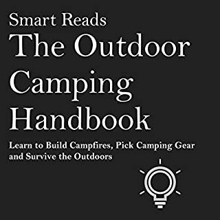 The Outdoor Camping Handbook audiobook cover art