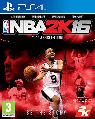 NBA 2K16 PS4 MIX