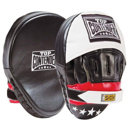 Contender Fight Sports Gel Panther Boxing Punch Mitts (Pair)