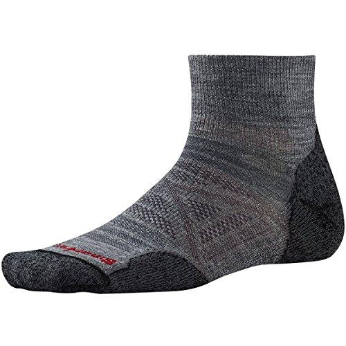 Smartwool Herren PhD Outdoor Light Mini Socks, medium Gray, M