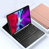 guangcheng Clavier pour iPad 7ème 8ème 10.2 Cas de Clavier Tactile Bluetooth magnétique pour iPad...