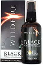 Wildfire Black Pleasure Massage Oil 100ml