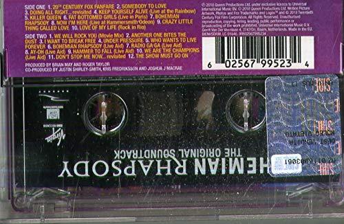 Bohemian Rhapsody (Ost) (Ltd.Mc) [Musikkassette] - 2
