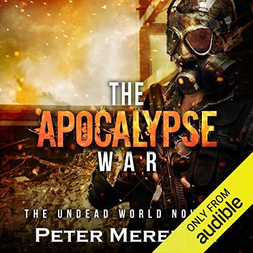 The Apocalypse War audiobook cover art