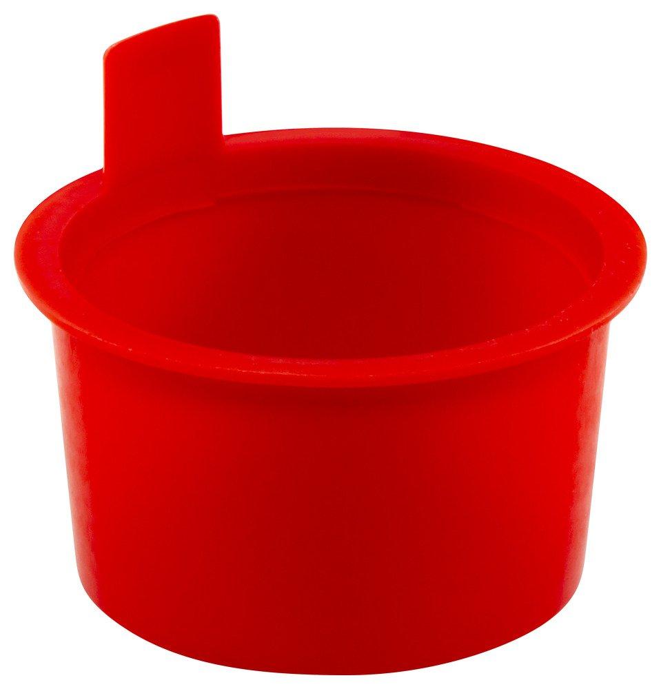Caplugs Plastic Lift Very popular! Tab Tapered Plug. 1.31 PE-LD Cap OD Product L-13X