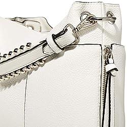 Steve Madden Bucket Bag, White