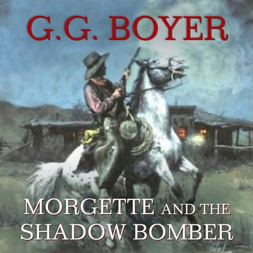 Morgette and the Shadow Bomber cover art