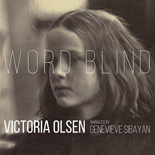 Word Blind audiobook cover art
