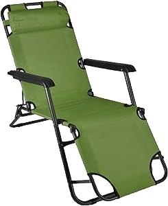 مجموعة 2 في 1 كرسي وسرير قابل للطي للتخييم