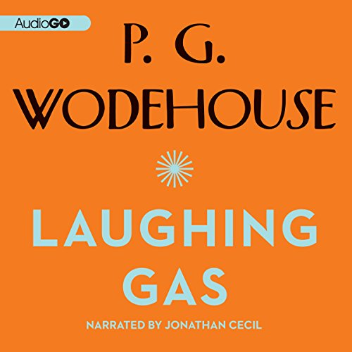 Laughing Gas cover art