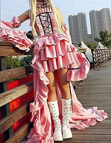Skylynn--Chobits Anime cosplay Kleidung Perfekt für Cosplay oder Partei (XS 150-155cm)