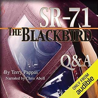 SR-71, the Blackbird, Q&A audiobook cover art
