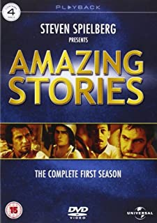 Amazing Stories: The Complete Series 1 [DVD] (B000I6AMWW) | Amazon price tracker / tracking, Amazon price history charts, Amazon price watches, Amazon price drop alerts