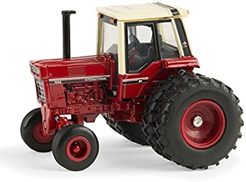 1 64 International Harvester 1086 tractor National Farm Toy Museum by ERTL