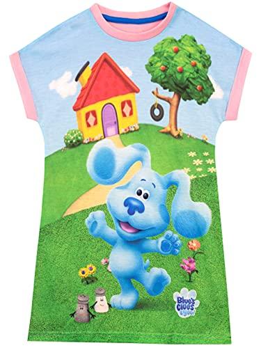 Blues Clues Chemise de Nuit Fille Jeu de Bleue Multicolore 18-24 Mois