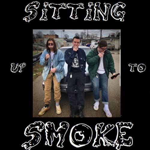 Sitting Up to Smoke