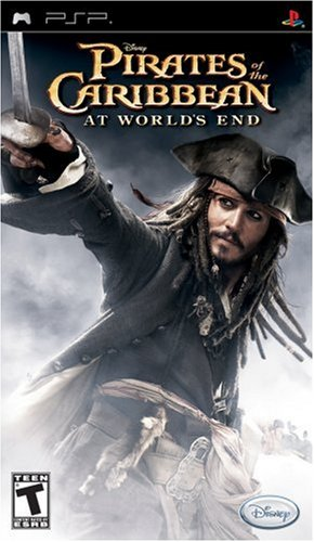 Pirates of the Caribbean: At World's End - Sony PSP