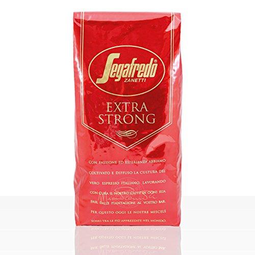 Segafredo Extra Strong 6 x 1000 g ganze Bohnen
