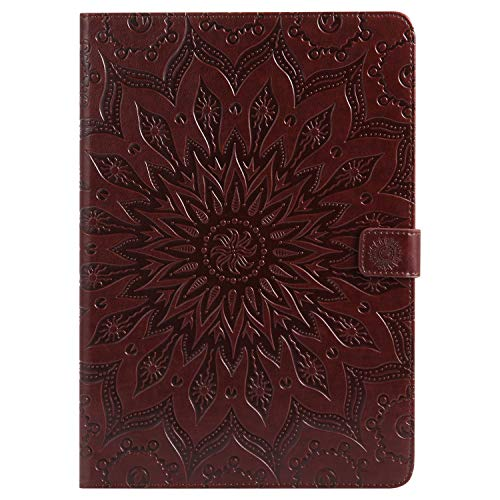 Mioc Apple iPad Mini 1 2 3 (7.9') Premium Leather Case Cover with Stand and Card Slot, Hundreds of Personalized Patterns for Your Design