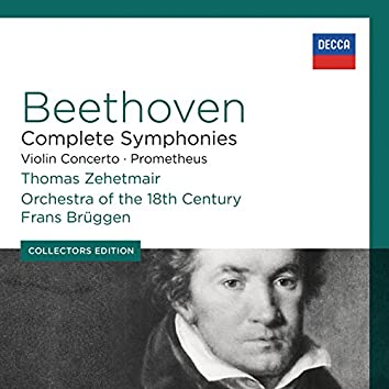 Beethoven: Complete Symphonies; Violin Concerto; Prometheus