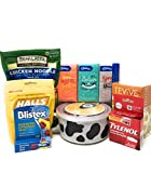 Chicken Noodle Soup Get Well Soon Love & Care Basket for Cold and Flu including Souper Mug and Bear...