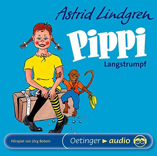 : Pippi Langstrumpf. CD (Oetinger Audio: Hörspiel (Audio CD (8.,))