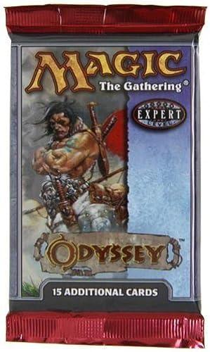 suministramos lo mejor Magic The Gathering Odyssey Odyssey Odyssey Booster Pack [Sealed] by Wizards of the Coast  envío rápido en todo el mundo