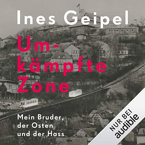 Umkämpfte Zone audiobook cover art