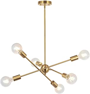 Best sputnik chandelier lighting Reviews