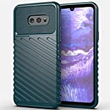 Haoye Case Compatible for LG G8X ThinQ, Anti-Shock Design