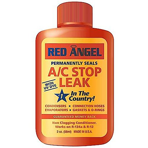 Red Angel (49496-6PK) A/C Stop Leak - 2 Ounce, (Pack of 6)