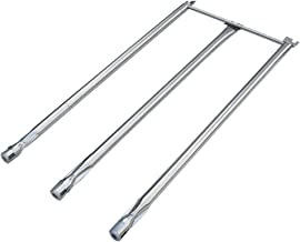 onlyfire Stainless Steel Replacement Gas Grill Burner Tubes Set for Weber 7506